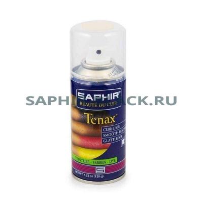 Аэрозоль краситель для гладкой кожи SAPHIR  Tenax, 150мл