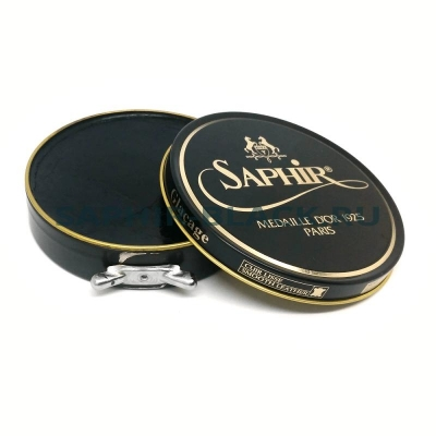 Крем для гладкой кожи Pate De Luxe Saphir Medaille