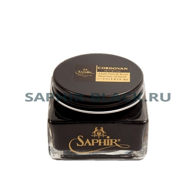 Крем для ухода за кожей кордован MEDAILLE SAPHIR CORDOVAN, 75мл