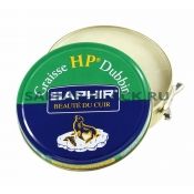 Пропитка для гладкой кожи, жированной кожи и нубука, SAPHIR  Graisse hp