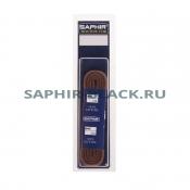 Шнурки Хлопковые Saphir 90см. Круглые. Толстые