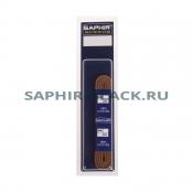 Шнурки Хлопковый Saphir 75см. Круглые Тонкие