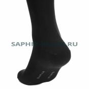 Носки мужские, Saphir, черные, бамбук (80%), нейлон комфорт (20%)